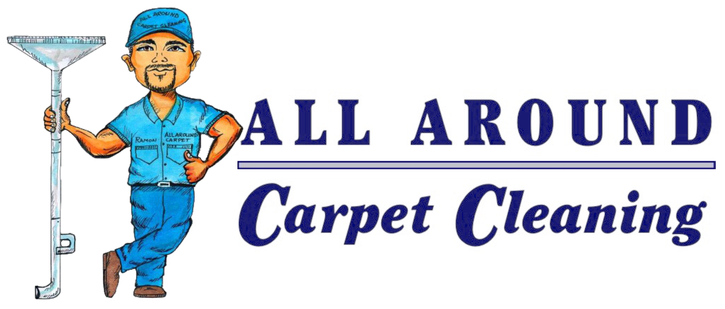 All Around Carpet Cleaning logo