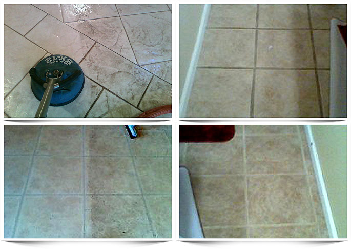 Image: Tile and Grout Cleaning Before & After Photos (Santa Maria, CA)